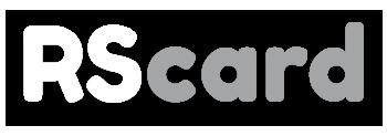 RScard HTML